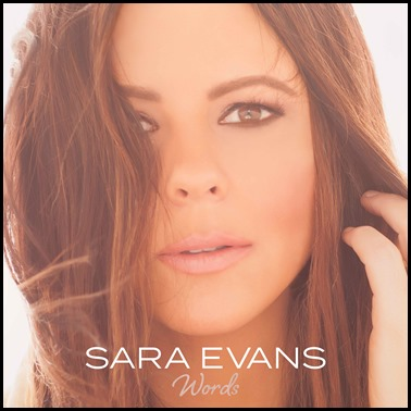 Sara Evans - Words - Cover sm