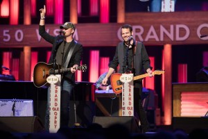 Wheelhouse Records' Walker McGuire makes Grand Ole Opry debut (July 14, 2017)