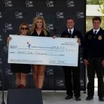 Clare Dunn Partners with ACM Lifting Lives to Help Raise $25,000 for Colorado FFA Foundation and Children's Hospital Colorado