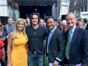 ICYMI: Joe Nichols headlines Fox & Friends All American Summer Concert Series