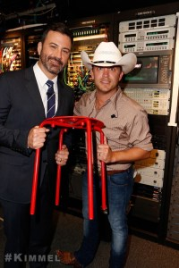 "Skit Featuring Justin Moore Earns Emmy Nomination From ""Jimmy Kimmel Live!"" Segment"