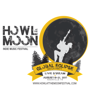 Nashville's 'Howl at the Moon' Music Festival coincides with Solar Eclipse August 19-21