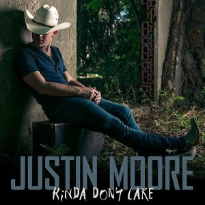 "Officially, Justin Moore ""Kinda Don't Care"""