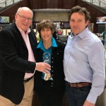 British Country Music Association honors Martha Moore with International Services To Industry Award
