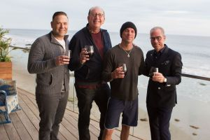 Kenny Chesney signs with Warner Bros; New Day for Blue Chair Records