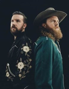 "Brothers Osborne release new track ""Shoot Me Straight"" from forthcoming sophomore album"