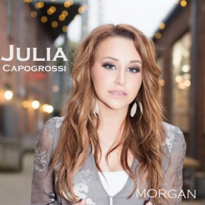 Petite firecracker songstress Julia Capogrossi tugs at your heartstrings with new single Morgan