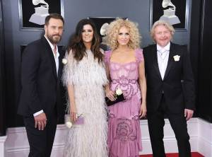 Best Country Duo/Group Performance GRAMMY won by Little Big Town
