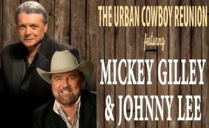 """Country legends Johnny Lee and Mickey Gilley announce """"Urban Cowboy Reunion Tour"""""""