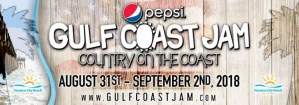 Pepsi Gulf  Coast Jam makes Billboard Top 10
