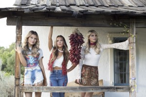 """Runaway June rides into Top 40 with """"Wild West"""""""