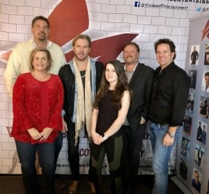Craig Wayne Boyd signs with Kinkead Entertainment for booking