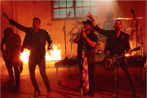 "Colt Ford turns up the heat in new video, ""Dynamite"", featuring Waterloo Revival"