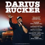 Darius Rucker announces UK Tour