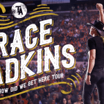 """Trace Adkins announces 2018's """"How Did We Get Here Tour"""""""