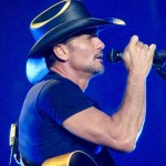 Tim McGraw collapses on stage at C2C2018 in Dublin