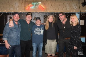 Lee Brice & Friends wrap final Alive at the Bluebird show