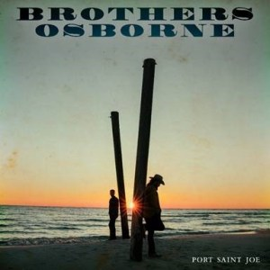 Brothers Osborne's highly anticipated sophomore album, Port Saint Joe, available now