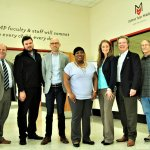 Nashville Association of Talent Directors donates new washer and dryer to DuPont Tyler Middle School