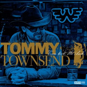 """Tommy Townsend sets iTunes pre-order for new album, """"Turn Back the Clock"""""""