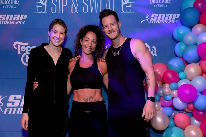 Sip & Sweat With Tyler and Hayley Hubbard