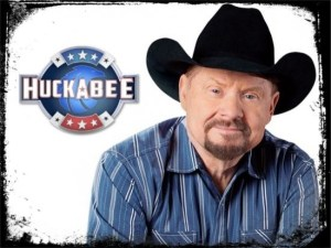 Moe Bandy performs on this weekend's edition of HUCKABEE