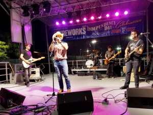 Brinley Addington turns a Johnson City evening into a Nashville night