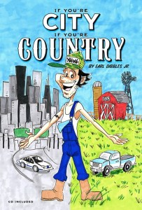 """Earl Dibbles Jr. announces details for forthcoming book """"If You're City, If You're Country"""""""