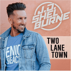 "JD Shelburne announces new album ""Two Lane Town"" set for July 28 release"