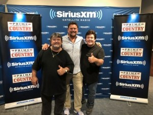 Shenandoah performs new Single, classic hits for SiriusXM, CMT