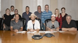 BBR Music Group signs LOCASH