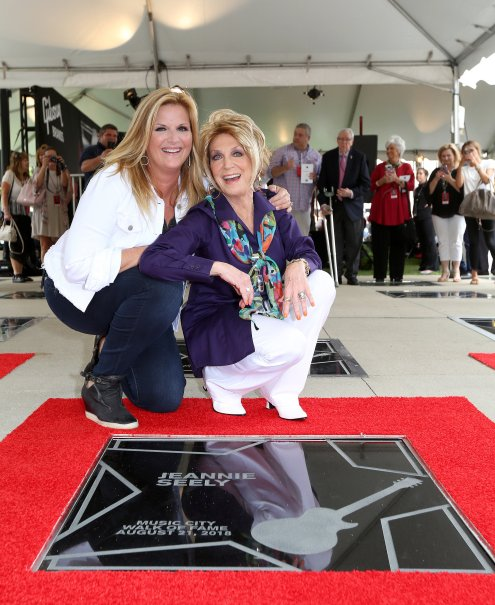 Music City Walk of Fame on August 21, 2018. Photos by Donn Jones.