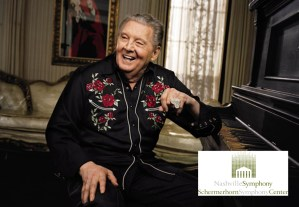 Iconic entertainer Jerry Lee Lewis to rock Nashville's Schermerhorn Symphony Center on December 10, tickets on sale August 10