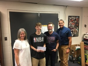 Craig Morgan and family award Jerry Greer Memorial Scholarships to deserving Dickson County youth
