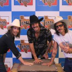 "Midland added To Billy Bob's Texas ""Hand Prints Of Stars"" during sold out show joining Garth Brooks, Blake Shelton, Willie Nelson, Keith Urban & more!"