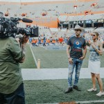"Dustin Lynch stars in CMT Hot 20 Countdown's ""Country on Campus"" (9/15/18)"