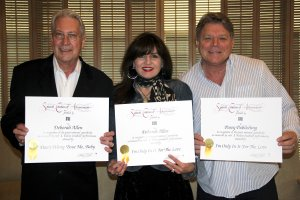 Deborah Allen adds two new Million-Air Awards to her list of honors