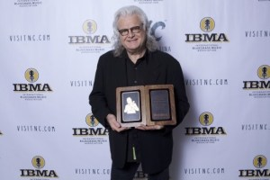 Ricky Skaggs officially inducted into Bluegrass Music Hall of Fame