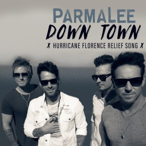 "Parmalee records original song ""Down Town"" to raise funds for hurricane Florence victims"