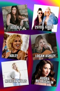 John Rich's Redneck Riviera presents the Women of Country hosted by 2Steel Girls at Redneck Rivera Nashville, Oct. 10