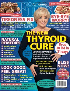 Cover Girl: Tanya Tucker on 'First for Women' Magazine, on newsstands Oct. 11
