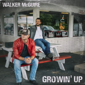 "Walker McGuire return with ""Stadium Sized"" (Rolling Stone) new single ""Growing Up"""