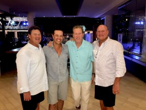 Lucas Hoge helps reel in over $520,000 for Cystic Fibrosis
