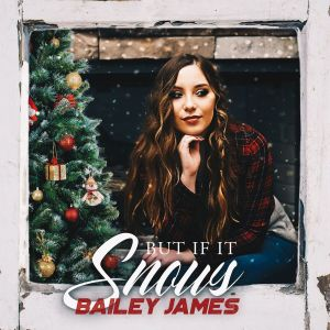 Soulful teen sensation Bailey James daydreams of snow in debut holiday single