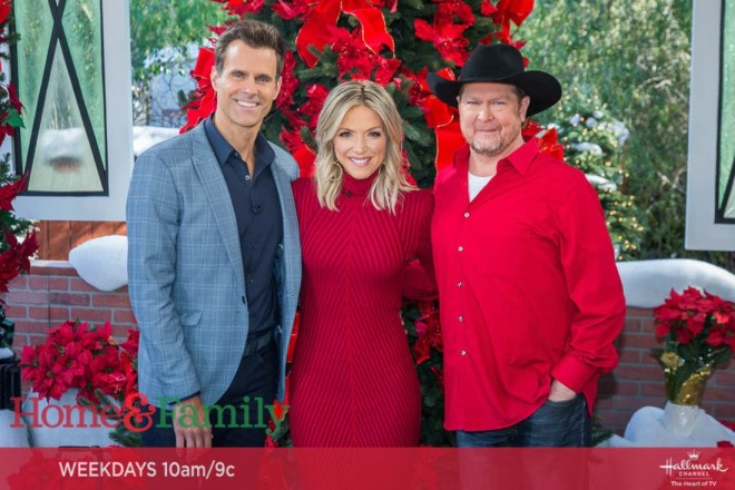 Tracy Lawrence Ramps Up The Holiday Spirit On Hallmark Channel S