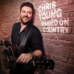 "Chris Young's new single, ""Raised on Country"" added to 65 radio stations on official impact today"