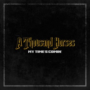 "A Thousand Horses and RAM Trucks put the pedal to the metal with ""My time's Comin'"""