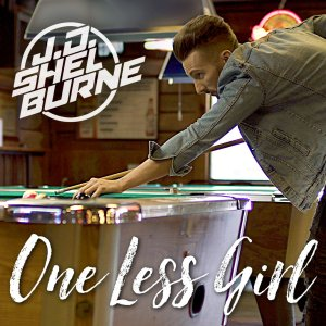 """J.D. Shelburne to make CRS debutwhile first single""""One Less Girl"""" gains more traction at country radio"""