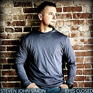 "Pre-order announced for second single, ""Eyes Closed,"" by veteran Marine singer and songwriter, Steven John Simon"