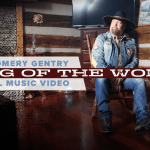 "Eddie Montgomery of Montgomery Gentry releases new video, ""King of the World"""